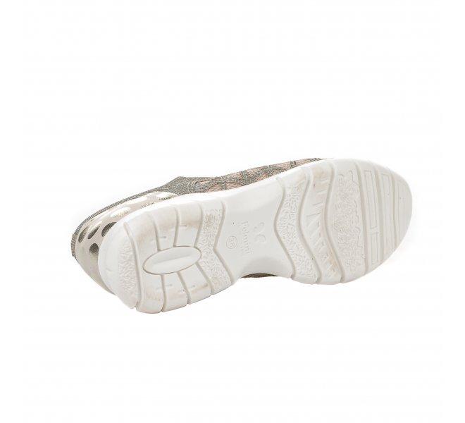 Baskets mode femme - FELMINI - Beige