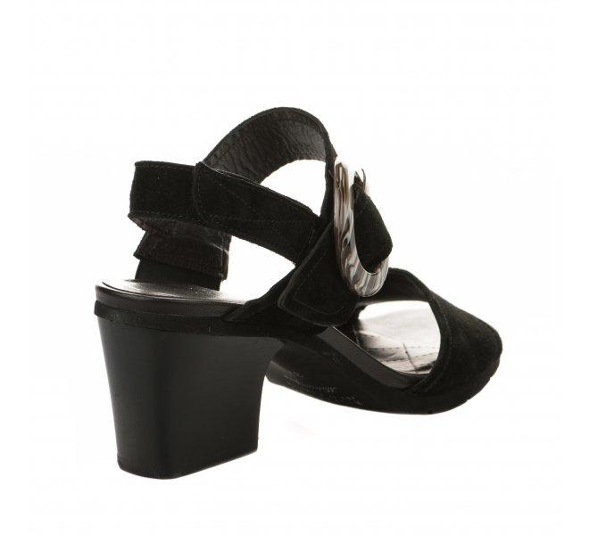 Nu pieds femme - HISPANITAS - Noir