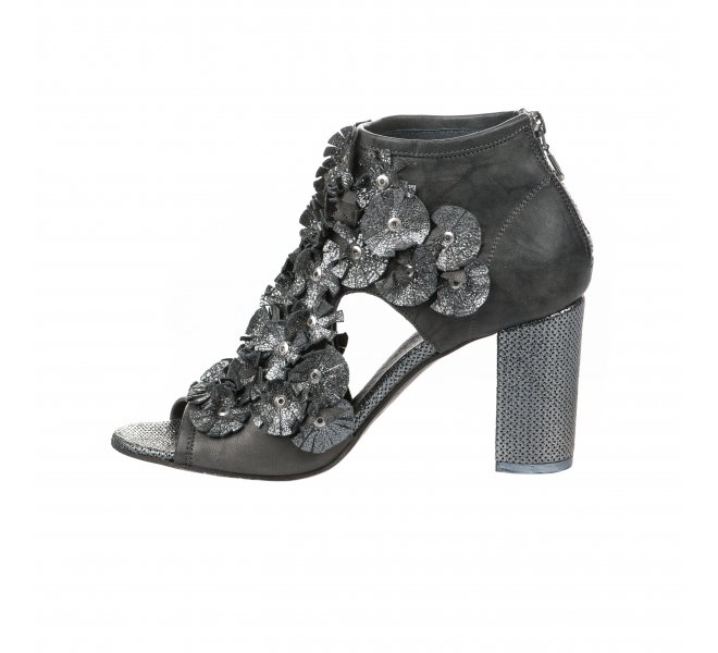 Nu pieds femme - MIGLIO - Gris