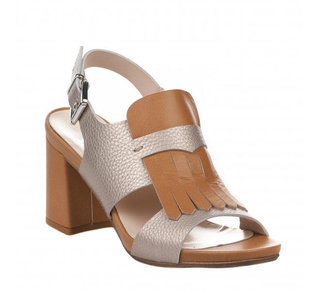 Nu pieds femme - MIGLIO - Dore