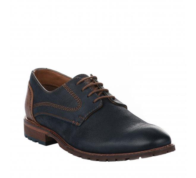 Chaussures à lacets homme - AUSTRALIAN - Bleu marine