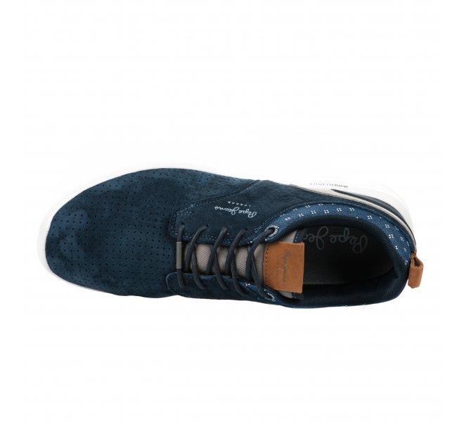 Baskets garçon - PEPE JEANS - Bleu marine
