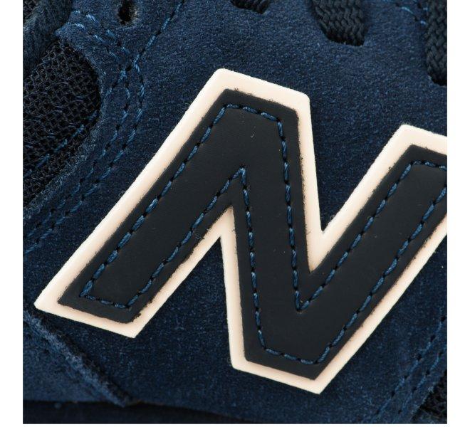 Baskets fille - NEW BALANCE - Bleu marine