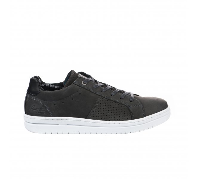 Baskets homme - BULLBOXER - Gris