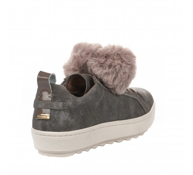 Baskets mode femme - PRETTY LOVE - Taupe