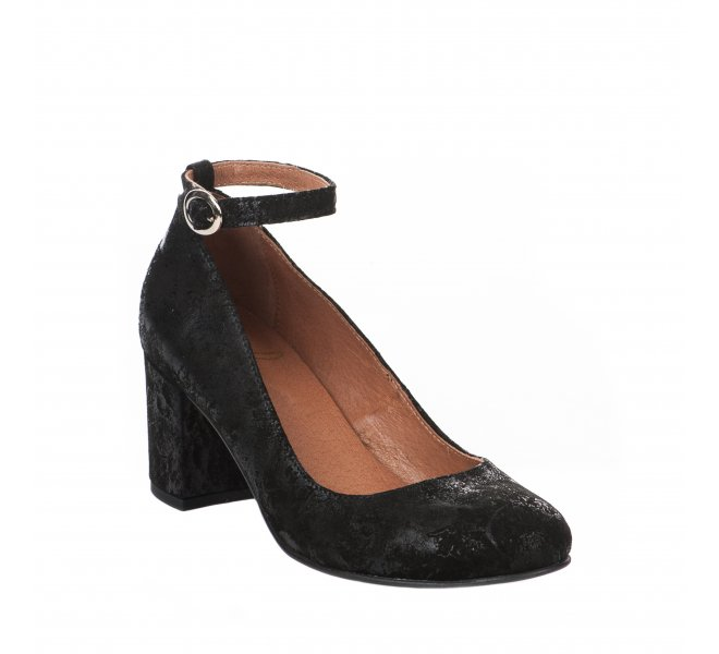 Escarpins femme - MIGLIO - Noir