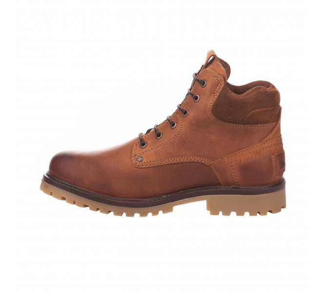 Bottines homme - WRANGLER - Marron