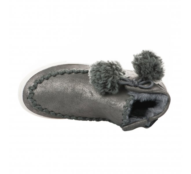 Boots fille - GIOSEPPO - Gris