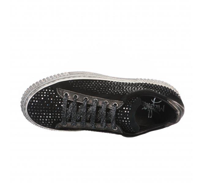 Baskets mode femme - MIGLIO - Noir