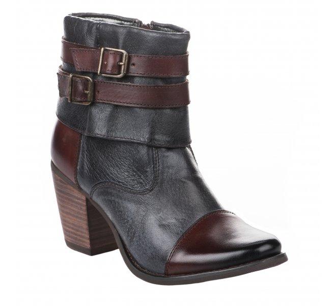 Boots femme - KDOPA - Marron