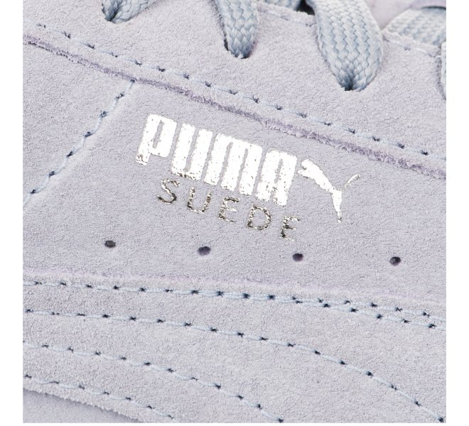 Baskets fille - PUMA - Bleu gris