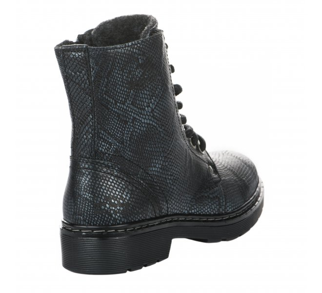 Bottines fille - KID BOXER - Noir