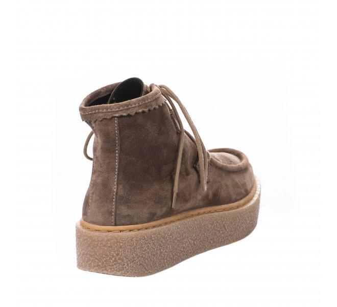 Boots femme - GAIMO - Beige