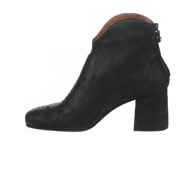 Boots femme - MANUFACTURE D'ESSAI - Noir