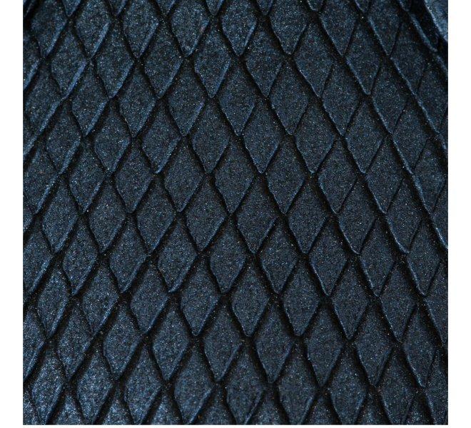 Baskets mode femme - MIGLIO - Bleu marine