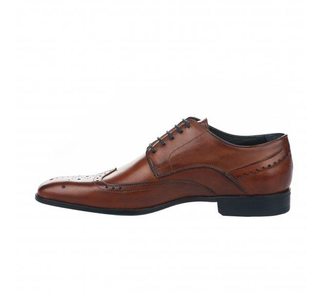 Chaussures à lacets homme - DANIEL KENNETH - Naturel