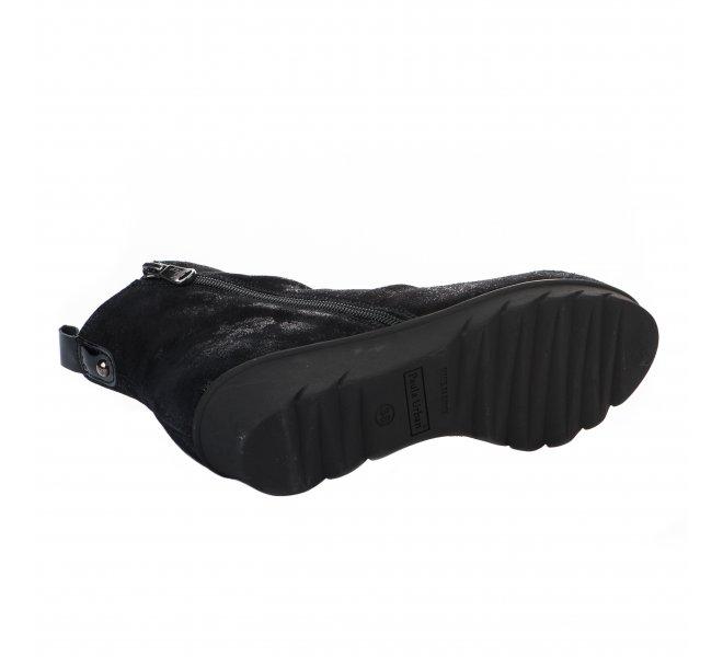 Chaussures de confort femme - PAULA URBAN - Noir