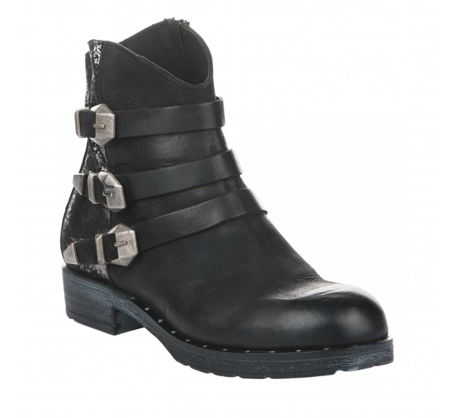 Boots femme - REDCREATYVE - Noir