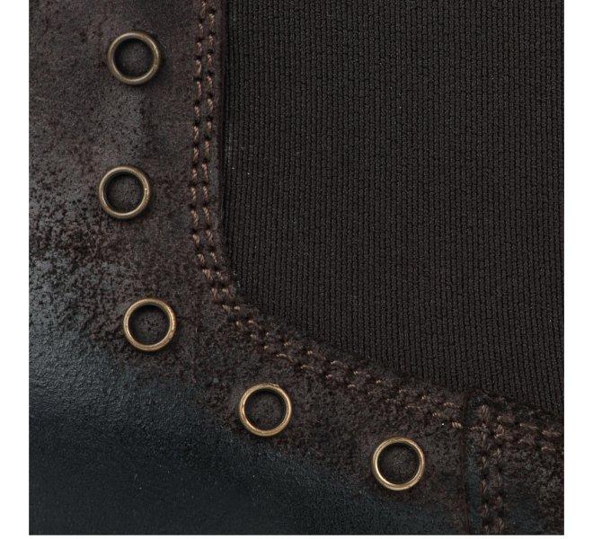 Boots femme - REDCREATYVE - Marron