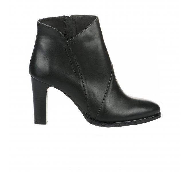 Boots femme - MYMA - Noir