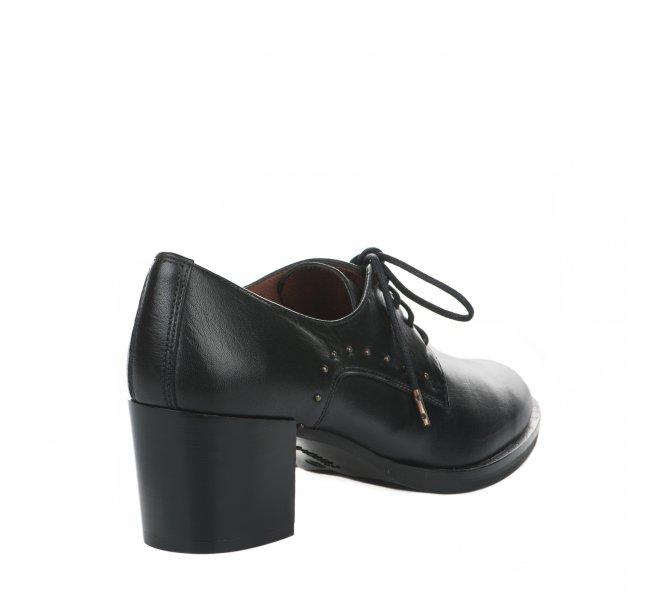 Chaussures à lacets femme - HISPANITAS - Noir