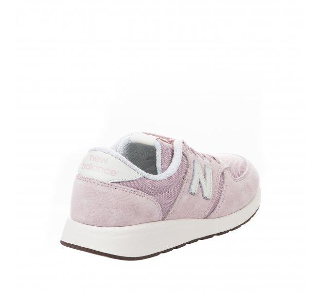 Baskets fille - NEW BALANCE - Rose poudre