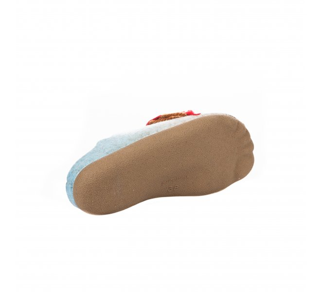 Pantoufles femme - HDC - Beige