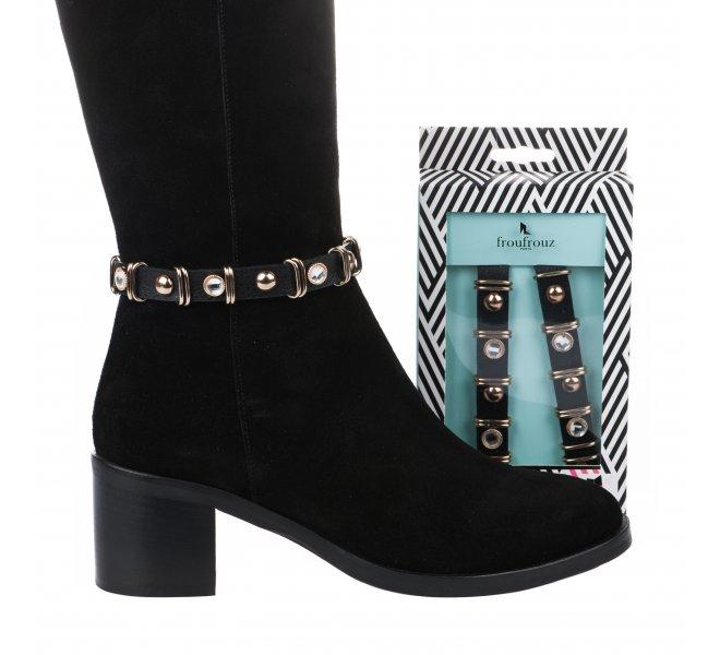 Chaussures femme - FROUFROUZ - Noir