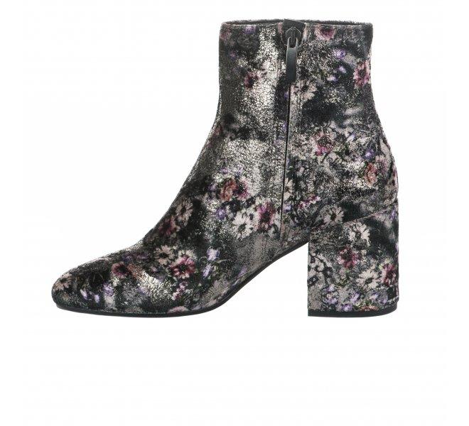 Boots femme - LOUISA - Multicolore