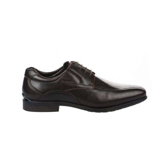 Chaussures à lacets homme - BUGATTI - Marron