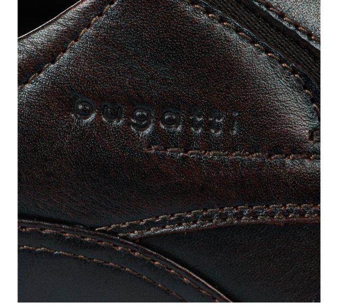 Chaussures À Homme Bugatti Marron Lacets 3L4Aq5cRj