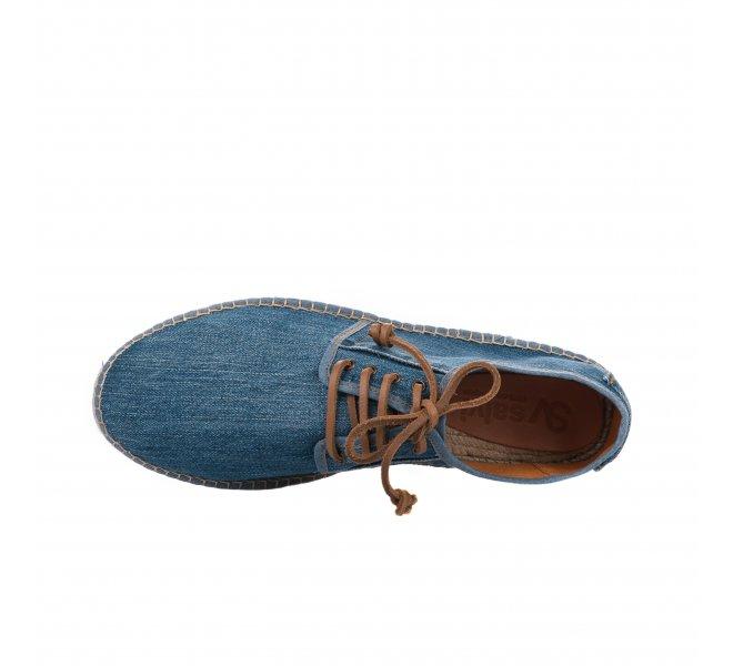 Espadrilles homme - SALVI - Bleu