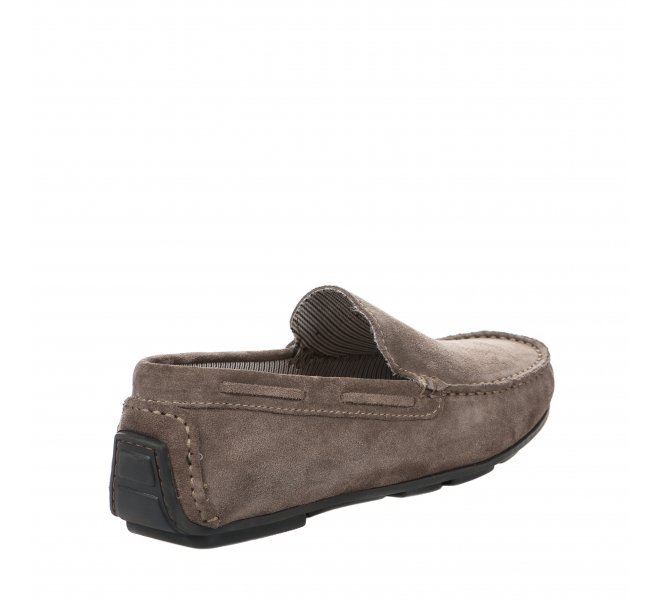 Mocassins homme - FIRST COLLECTIVE - Taupe
