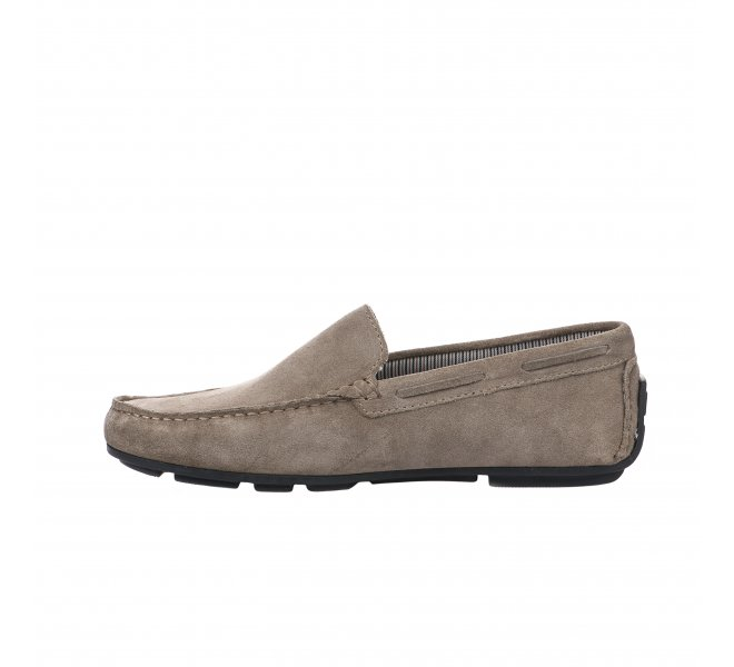 Mocassins homme - FIRST COLLECTIVE - Kaki