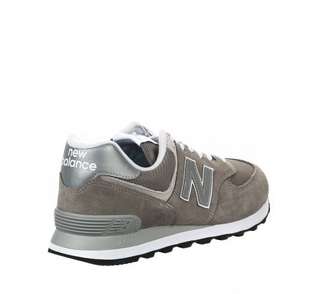 Baskets garçon - NEW BALANCE - Gris