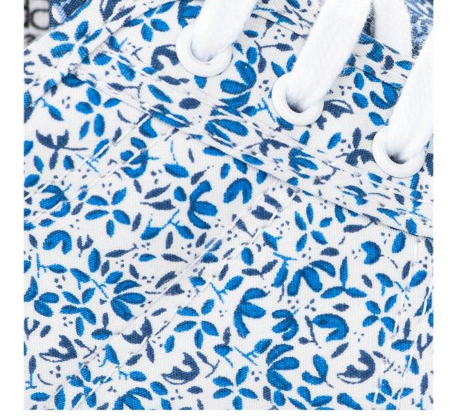 Baskets fille - LE TEMPS DES CERISES - Bleu