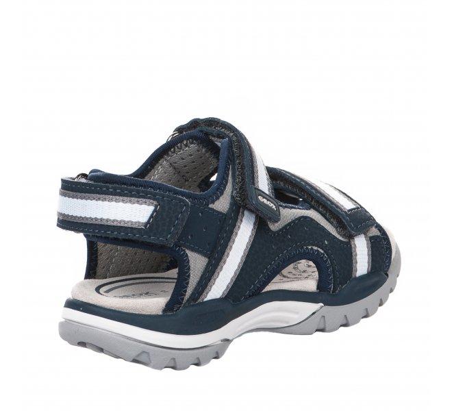 Nu-pieds garçon - GEOX - Bleu marine