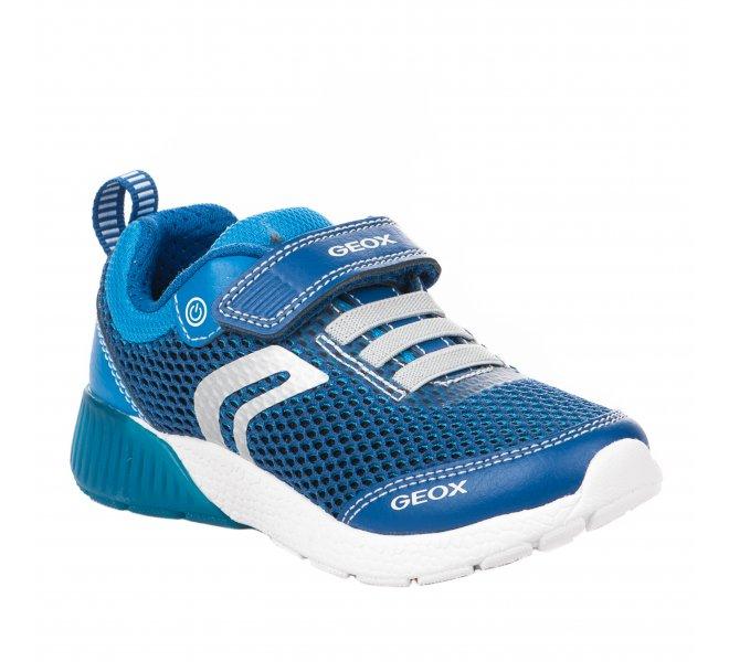 Baskets garçon - GEOX - Bleu