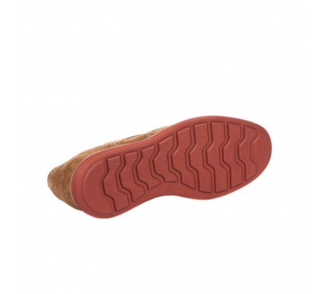 Chaussures à lacets homme - SCHMOOVE - Marron cognac
