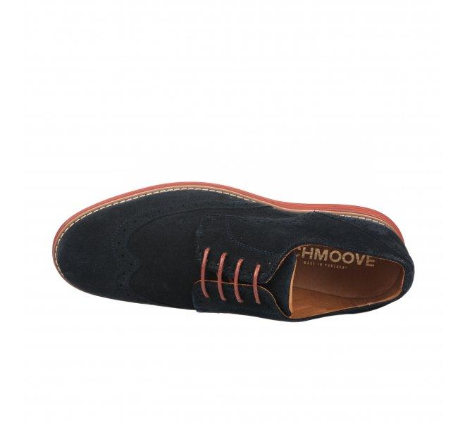 Chaussures à lacets homme - SCHMOOVE - Bleu marine