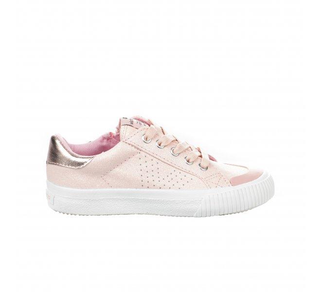 Baskets fille - VICTORIA - Rose