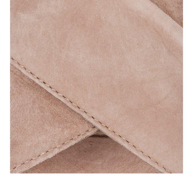 Mules femme - ALPE - Beige rose