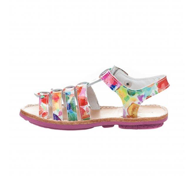 Nu-pieds fille - FéTéLACé - Multicolore