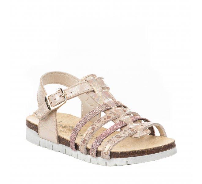 Nu-pieds fille - BOPY - Dore