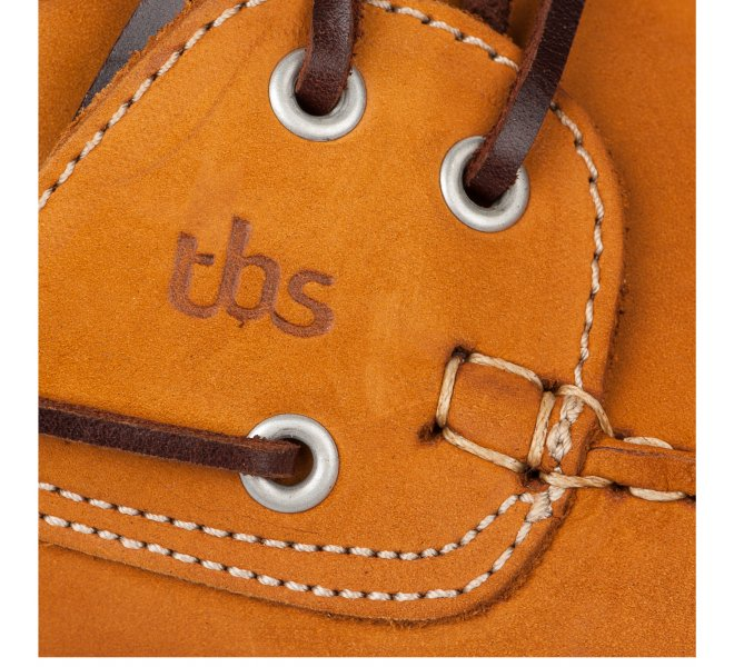 Bateau homme - TBS - Jaune