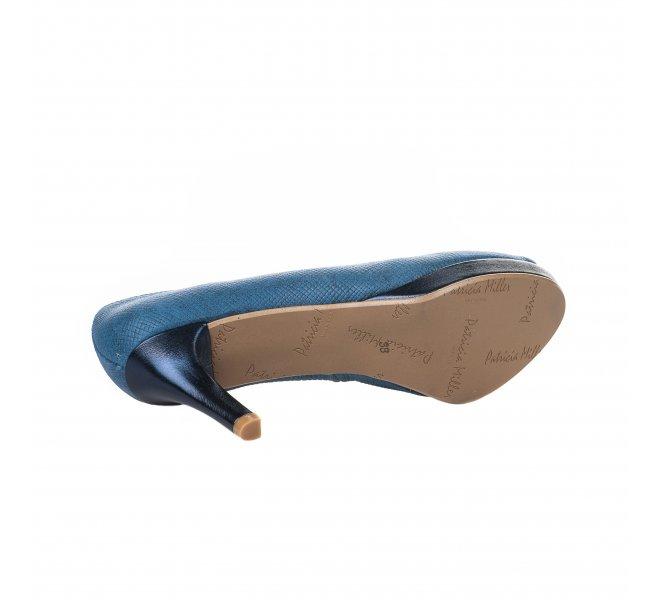 Escarpins femme - PATRICIA MILLER - Bleu