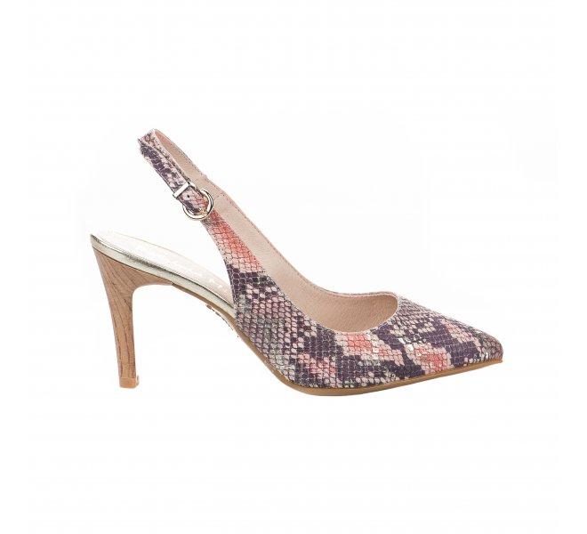 taille 40 95bf5 58f04 Escarpins femme - PATRICIA MILLER - Rose poudre
