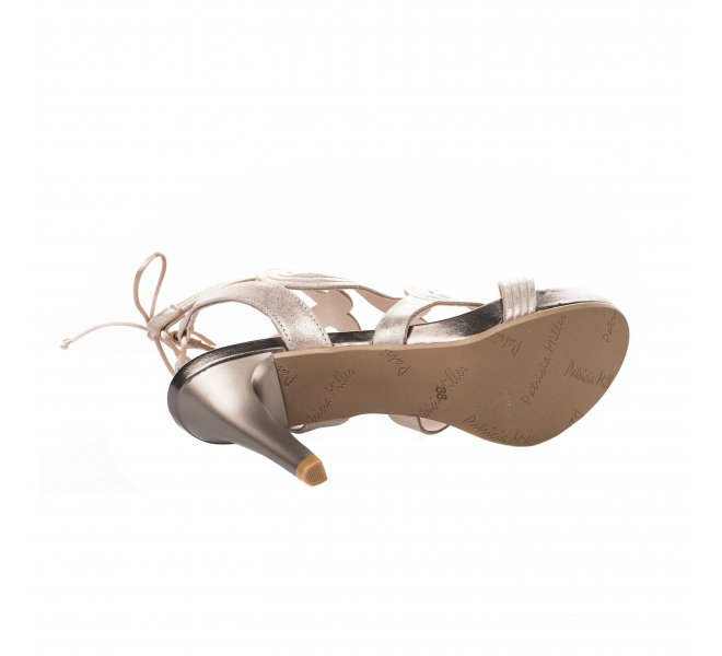Nu pieds femme - PATRICIA MILLER - Dore