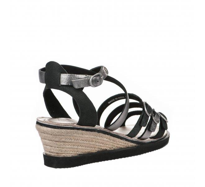 Nu pieds femme - PLDM - Noir