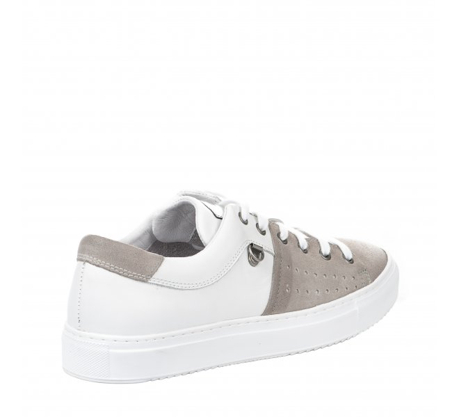 Baskets homme - MJUS - Blanc